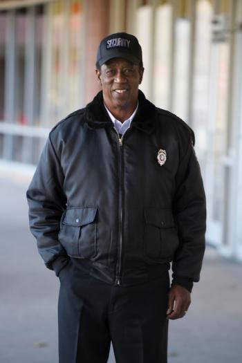 Sterling Protective Services Officer in Unifrom