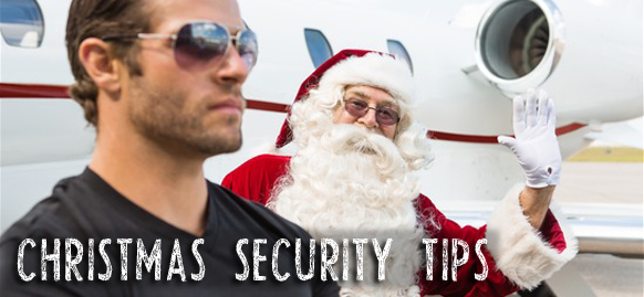 Security guards for the holidays