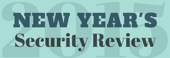 Review your company's security in the new year